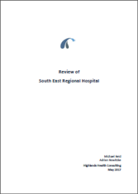 Review of South East Regional Hospital