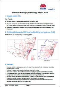 Influenza Surveillance Report