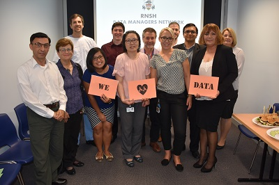 Members of the Data Analysis and Surgical Outcomes team