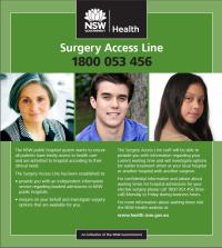 Surgery Access Line