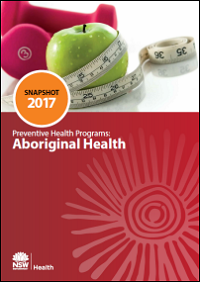 Snapshot 2017: Preventative Health Programs - Aboriginal Health