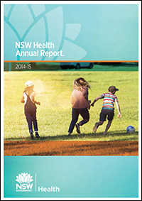 NSW Health Annual Report 2014-15