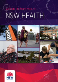 NSW Health Annual Report 2016-17