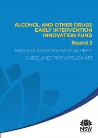Round 2 NGO Evaluation Grant Scheme