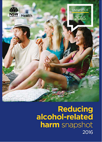 Reducing alcohol-related harms snapshot 2016