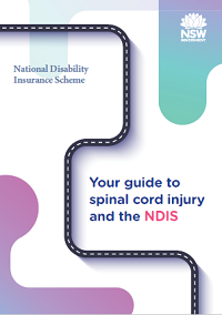 Your guide to spinal cord injury and the NDIS