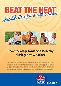 Beat the Heat: How to Keep Someone Healthy During Hot Weather