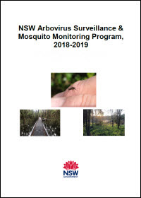 NSW Arbovirus Surveillance and Mosquito Monitoring Program Report