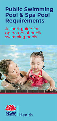 Public Swimming Pool & Spa Pool Requirements