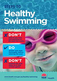 Steps to Healthy Swimming