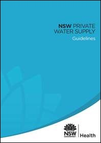 NSW Private Water Supply Guidelines