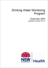 NSW Drinking Water Monitoring Program
