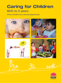 In this revision, Caring for Infants and Caring for Children have been combined into one resource covering 0-5 years.