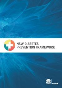 NSW Diabetes Prevention Framework
