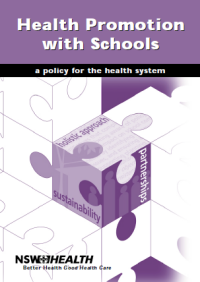 Health Promotion with Schools: A Policy for the Health System