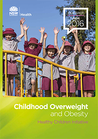 Snapshot Childhood Overweight and Obesity June 2014