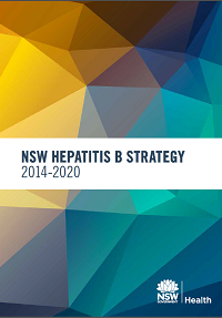 NSW Hepatitis B Strategy 2014-2020