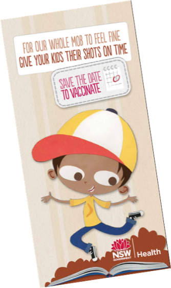 Save the Date to Vaccinate Brochure