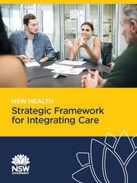 Strategic Framework for Integrating Care