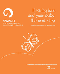 Hearing loss and your baby cover