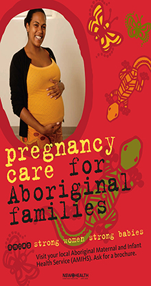 Pregnancy care for Aboriginal families