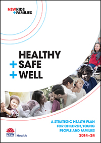 Healthy, Safe and Well cover
