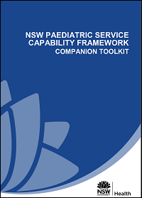 NSW Paediatric Service Capability Framework Companion Toolkit