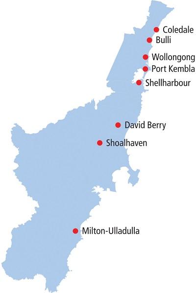 Illawarra Shoalhaven Local Health District