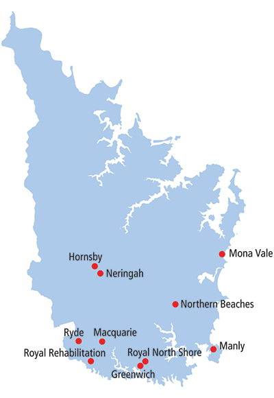 Northern Sydney Local Health District