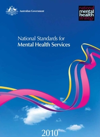 The revised National Standards for Mental Health Services
