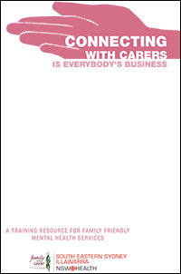 Connecting With Carers is Everybody's Business Handbook