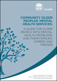 Community Older People's Mental Health Services