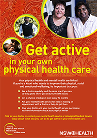 Get Active In Your Own Physical Health Care