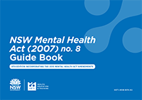 Mental Health Act 2007 - Guide Book