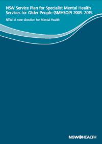 NSW SMHSOP Service Plan 2005-2015