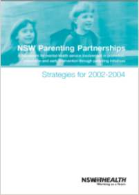 Parenting Partnerships - NSW - Strategy - 2002-2004