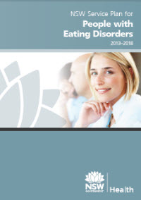 NSW Service Plan for People with Eating Disorders 2013-2018