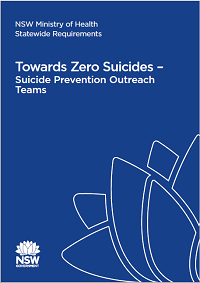 NSW Health Statewide Requirements - Establishing Suicide Prevention Outreach Teams (SPOT)