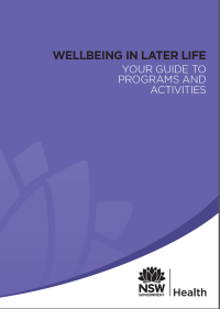 Wellbeing in Later Life