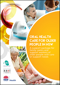 Oral Health Care for Older People - Carers Support Package