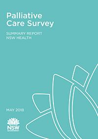 Palliative Care Survey Summary Report