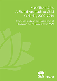 A Shared Approach to Child Wellbeing 2009–2014