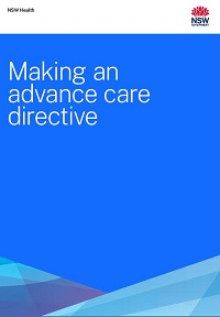 Making an Advance Care Directive