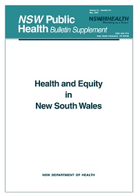 Health and Equity in NSW