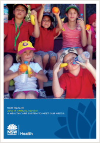 Annual Report 2013-2014 NSW Health