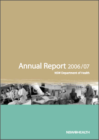 NSW Health Annual Report 2006-07
