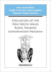 NSW Rural Hearing Conservation Program Evaluation