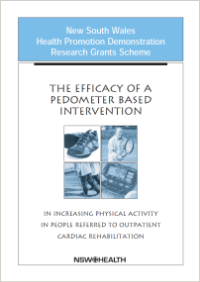 Pedometer Efficiency in Cardiac Rehabilitation