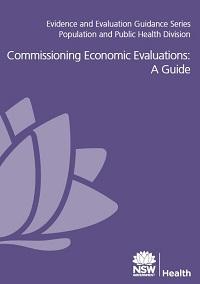 Commissioning Economic Evaluations