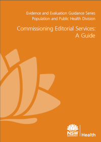 Commissioning Editorial Services: A Guide